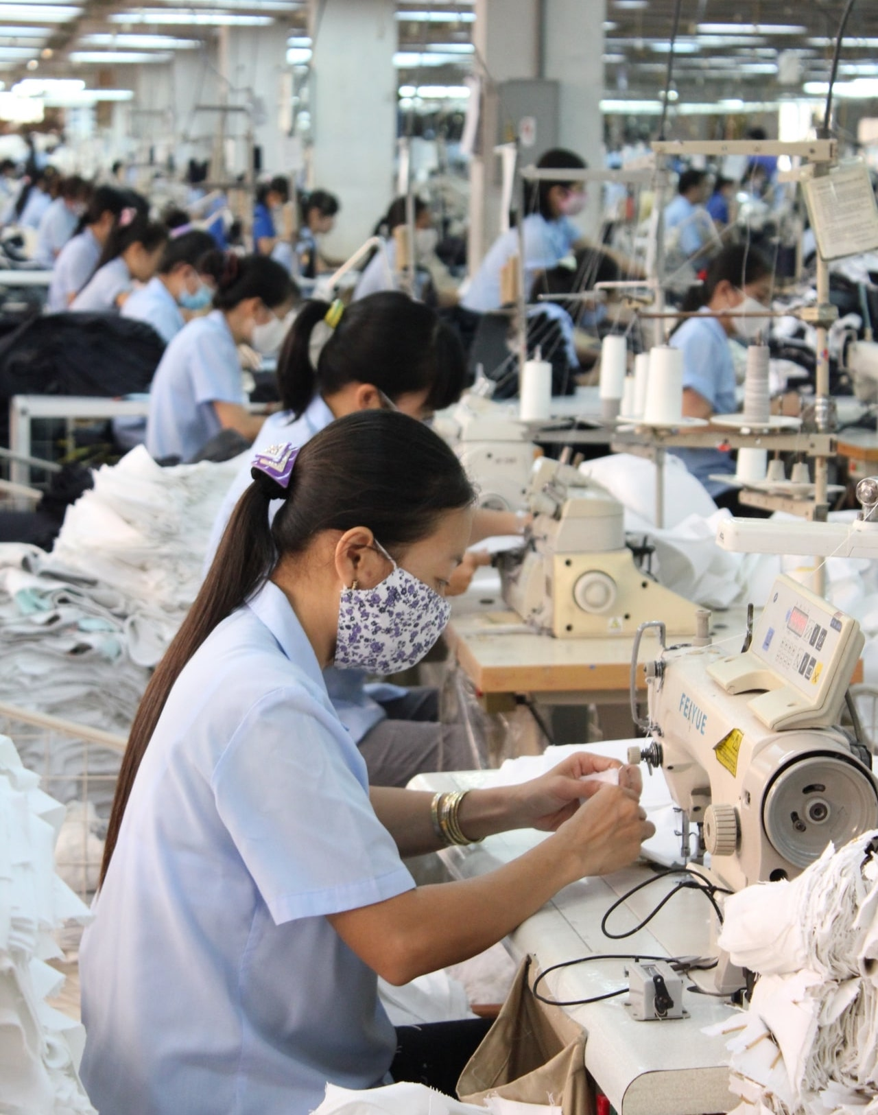factory vietnam